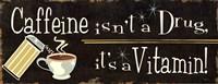 Funny Coffee IV Fine Art Print