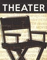 "Cinema III by Pela - 11"" x 14"""