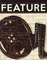 Cinema IV Framed Print