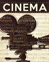 Cinema I Fine Art Print
