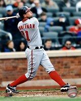 Ryan Zimmerman 2012 Action Fine Art Print