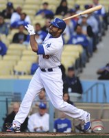 """Andre Ethier 2012 Action - 8"""" x 10"""""""