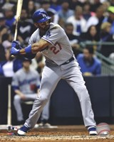 Matt Kemp 2012 Action Fine Art Print