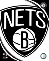 Brooklyn Nets 2012 Team Logo Fine Art Print