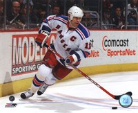 Mark Messier 2003-04 Action Fine Art Print