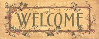 Welcome Fine Art Print