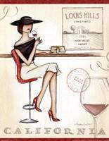 Wine Event II Fine Art Print