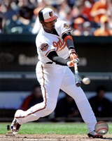 Adam Jones 2012 Action Fine Art Print