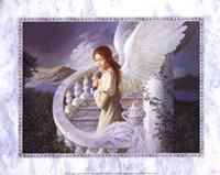 Radiant Angel Fine Art Print