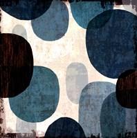 """35"""" x 35"""" Blue Prints"""