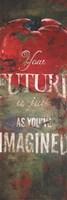 """Your Future by Rodney White - 12"""" x 36"""""""