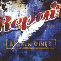 Repair Your Broken Wings