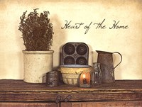 Heart of the Home Fine Art Print