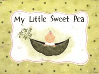 My Little Sweet Pea Fine Art Print