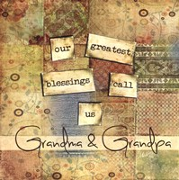 """Our Greatest Blessings by Marla Rae - 12"""" x 12"""""""