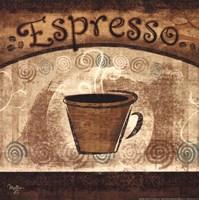 """Espresso by Mollie B. - 12"""" x 12"""""""