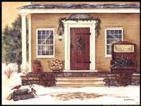 New England Winter Day Fine Art Print