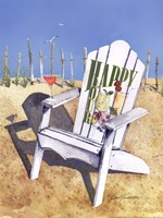 "Happy Hour by Barb Tourtillotte - 12"" x 16"""