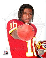 Robert Griffin III 2012 Posed Fine Art Print