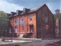 "Lancaster Malt Brewing Company by Marla Rae - 16"" x 12"", FulcrumGallery.com brand"