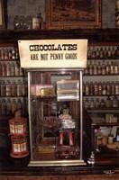 "Chocolates by John Jones - 12"" x 18"", FulcrumGallery.com brand"