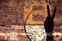 "Know Peace II by Marla Rae - 18"" x 12"", FulcrumGallery.com brand"