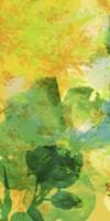 Teal & Silhouettes I by Ricki Mountain - various sizes