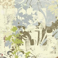 Floral Swhirls III by Ricki Mountain - various sizes