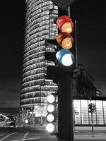 Traffic Lights Fine Art Print
