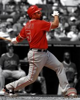 Albert Pujols 2012 Spotlight Action Fine Art Print