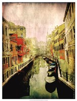 Streets of Italy III Fine Art Print