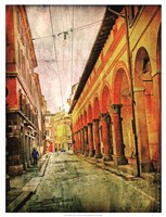 Streets of Italy IV Fine Art Print