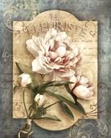 La Fleuriste Fine Art Print