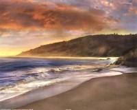 Malibu Sun Fine Art Print