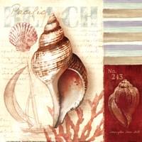 "Pacific Beach by Conrad Knutsen - 12"" x 12"" - $10.49"