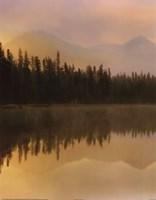 Twilight Reflection I Fine Art Print
