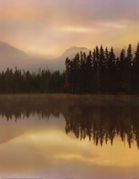 Twilight Reflection II Fine Art Print
