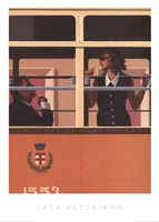 """The Look of Love by Jack Vettriano - 20"""" x 28"""""""