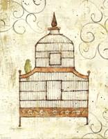 Bird Cage III Fine Art Print