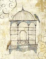 Bird Cage IV Fine Art Print
