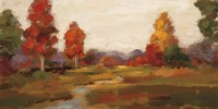 Fall Creek Fine Art Print