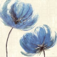 Azure III Fine Art Print