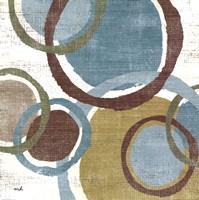 "Vintage Bubbles I by Moira Hershey - 18"" x 18"", FulcrumGallery.com brand"