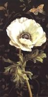 "Jardin Paris Florals I by Danhui Nai - 12"" x 24"""