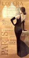 Ladies of Paris II Fine Art Print
