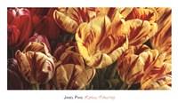 Floral Tapestry Fine Art Print