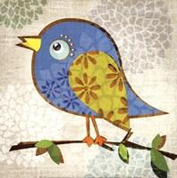 Chirpy Fine Art Print