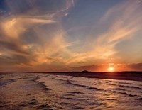 Corpus Christi Sunset Fine Art Print