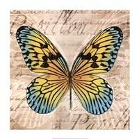 Butterflies I Fine Art Print