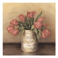 Royal Tulips Fine Art Print